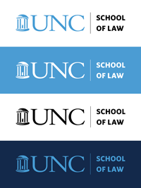 UNC Law Logos Horizontal